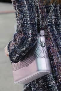 Spring 2017 Fashion Colors by Chanel Fall Winter 2017 Runway Bag Collection Spotted