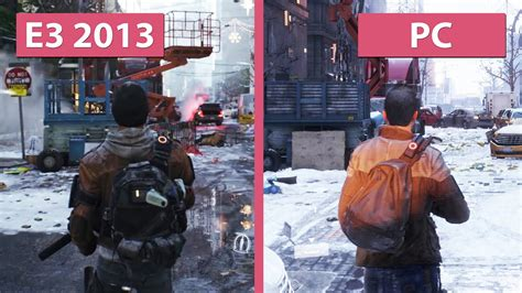 Xbox One Vs Ps4 Graphics Side By Loading