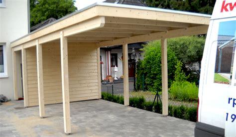 Carport Als Terrassenüberdachung by Carport Als Sichtschutz Kwp Caports