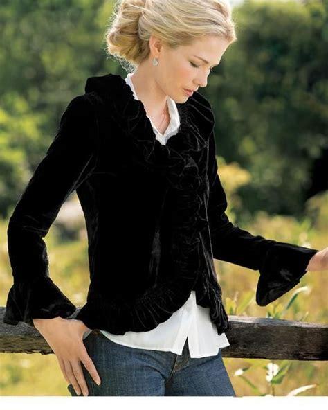 Black Velvet Stylecrazy A Fashion Diary by Best 10 Black Velvet Blazer Ideas On Black