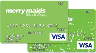 Merry Maids Gift Card - merry maids gift card giftcards com