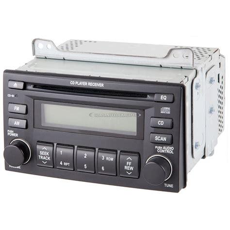 Kia Cd Player Buy A 2002 2012 Kia Sedona Radio Or Cd Player At Buyautoparts