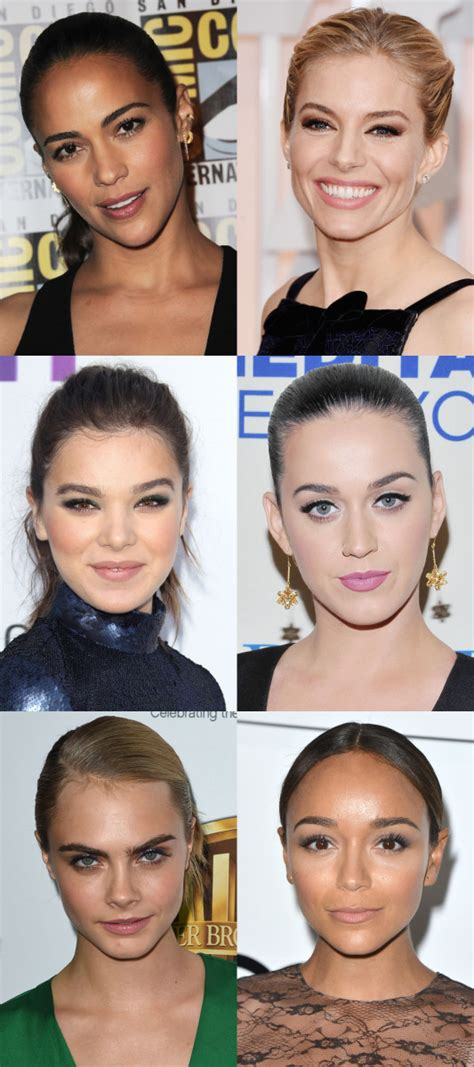 celebrities with oblong face shapes how to figure out your face shape in 4 steps beautyeditor