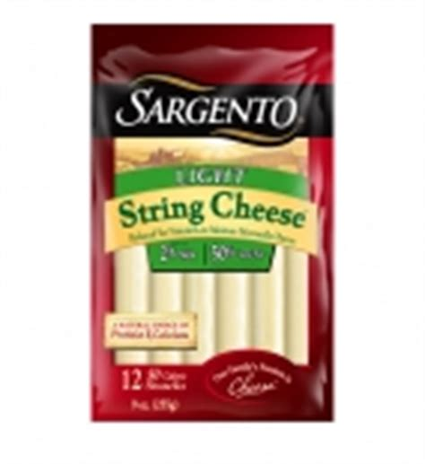 Cheese Snacks Sargento Sargento Light String Cheese