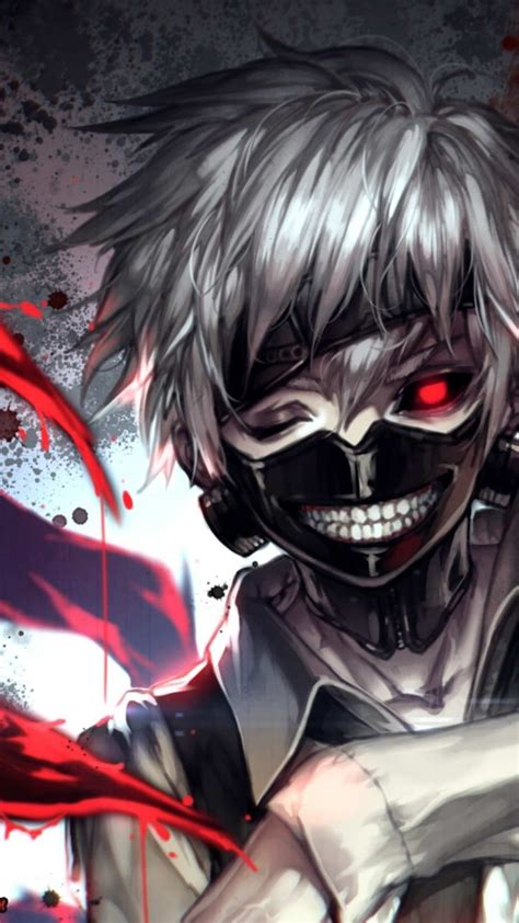 tokyo ghoul iphone wallpaper  images