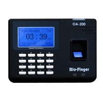 Bio Finger At 200 Fingerprint Absensi Sidik Jari computer absensi sidik jari