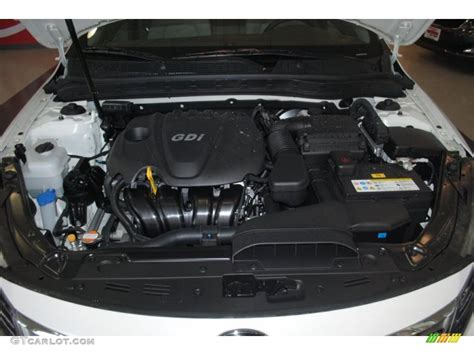 2011 Kia Optima Gdi Engine 2011 Kia Optima Ex 2 4 Liter Gdi Dohc 16 Valve Vvt 4