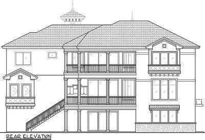 grand staircase 80426pm architectural designs house grand radial staircase 66194we architectural designs