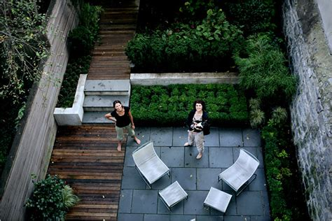 backyard brooklyn backyard on pinterest brooklyn brownstone backyards and small outdoor spaces