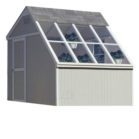 Heartland Metropolitan Shed by Horizon 10ft X 8 Ft Heartland Industries