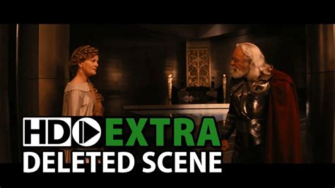 film thor 2011 youtube thor 2011 quot odin frigga quot deleted cutted alternative