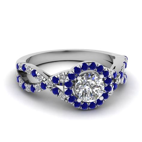 Wedding Rings With Sapphires by Sapphire Jewelry Www Imgkid The Image Kid Has It