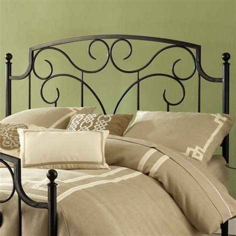 pewter headboard hillsdale cartwright headboard in magnesium pewter 1009 xx0