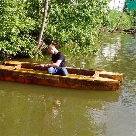 diy boat diy fiberglass twin hull kayak from russia wavewalk