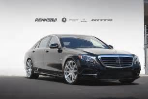 Mercedes 550s Renntech News Mercedes S 550 Renntech