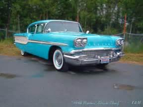 1958 Pontiac Chief 1958 Pontiac Strato Chief Cars Wallpaper