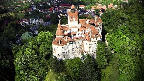 Courtyard House Plan by Bran Castle Youtube