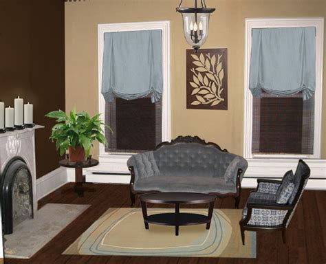 what color to paint living room with brown furniture studio wall colors for brown living