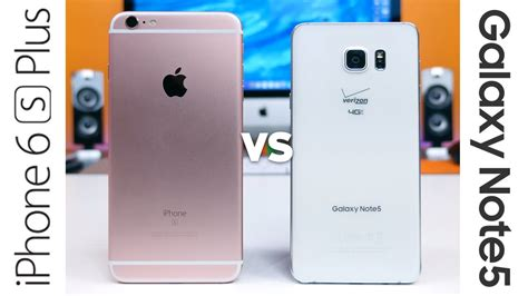 14 reasons why iphone 6s plus is better than galaxy note 5