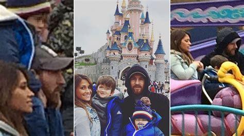 Messi Y Antonella Las Vacaciones De Lionel Messi Y Antonella Roccuzzo Junto