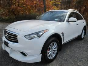 Used Infiniti For Sale Used Infiniti Fx35 For Sale Albany Ny Cargurus