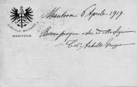 ufficio postale castiglione delle stiviere il postalista e la posta militare