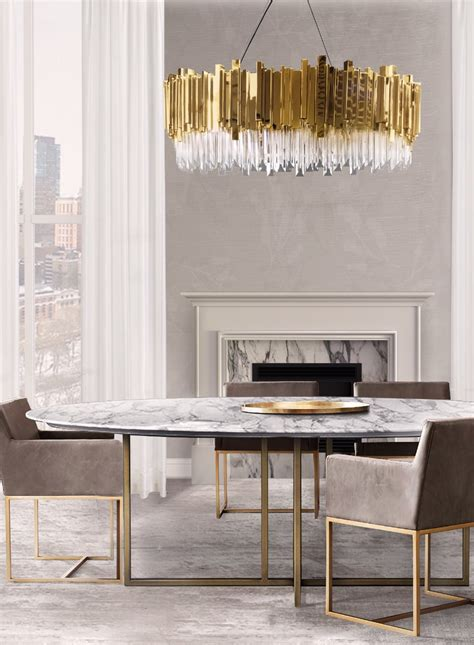 top  modern dining tables  pinterest