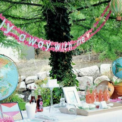 themes party farewell fly away with me farewell party ideas tip junkie