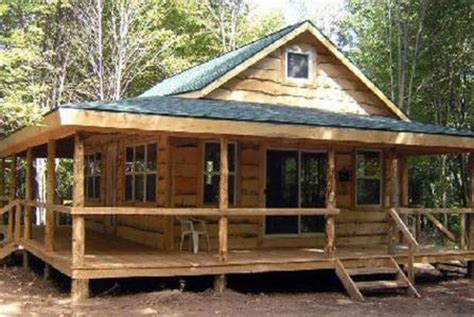 Metal Building House Plans With Wrap Around Porches by Wraparound Cabin New York Land For Sale Land And Camps