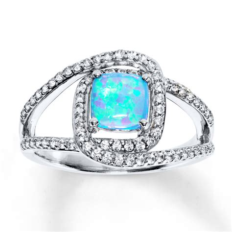 real blue opal 100 real blue opal rings stephen webster rainbow