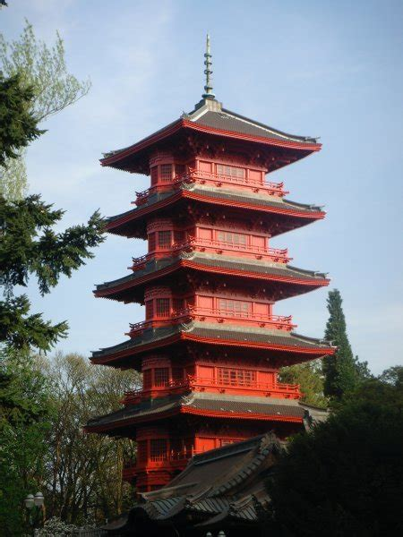 the japanese tower photo