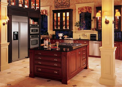Universal Appliance And Kitchen Center | ge profile kitchen appliances traditional kitchen