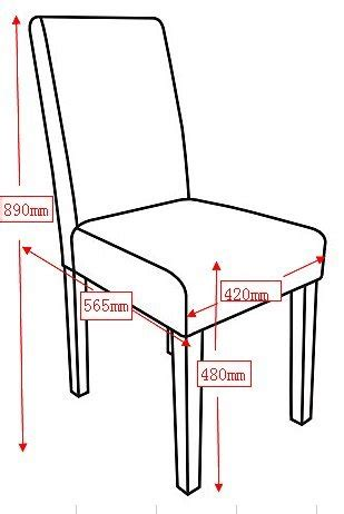 dining room chair dimensions dining chairs dimensions