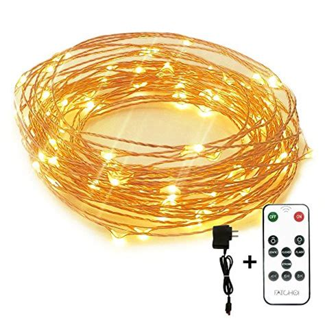 are led christmas lights dimmable led string lights dimmable copper wire starry light 33ft