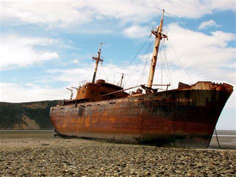 un barco un naufragio porque a mi buques abandonados taringa