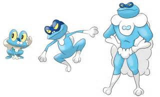 how to draw pokemon froakie