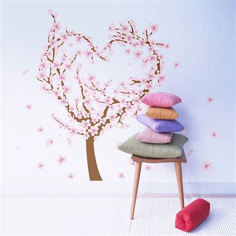blossom tree wall sticker blossom tree wall sticker by the binary box