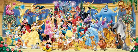 disney wallpaper all characters characters disney picture