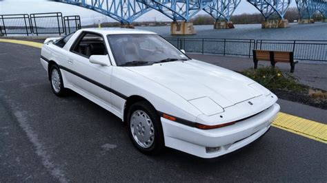1988 toyota supra for sale 1988 toyota supra turbo 5 speed for sale on bat auctions