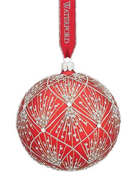 waterford holiday heirlooms nostalgic collection waterford heirloom nostalgic collection tinsel ornament
