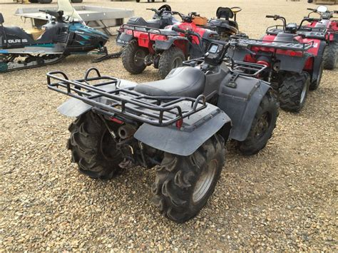 1996 Suzuki King 1996 Suzuki King 300 Atv Weaver Bros Auctions Ltd