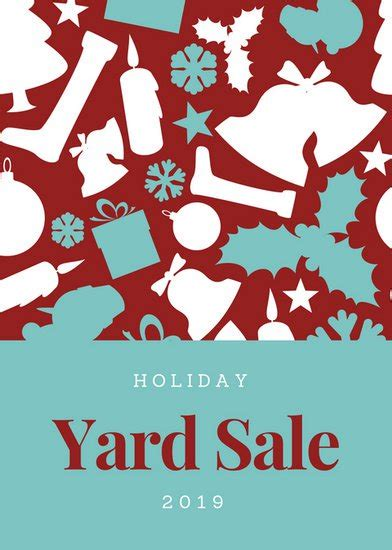 canva yard sale pink yard sale flyer templates by canva
