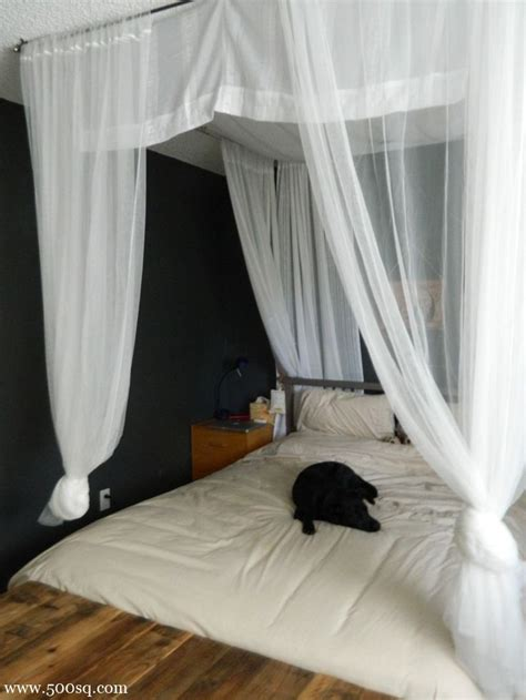 Best Canopy Bed Curtains 17 Best Ideas About Canopy Bed Curtains On Bed