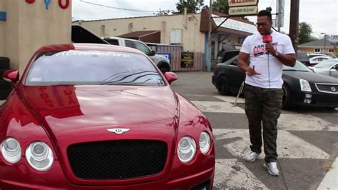 the game bentley truck rapper ice t s wifes car youtube