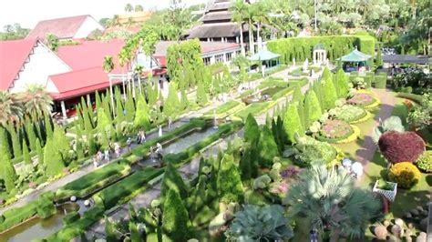 nong nooch tropical garden pattaya thailand youtube
