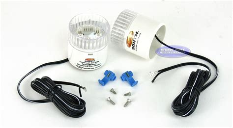 boat trailer guide posts with lights guide pole post led light kit for boat trailers by ce smith