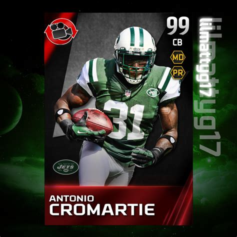 Madden Ultimate Team Card Template by Islandcity Madden Nfl 18 Forums Muthead