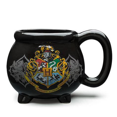 Harry Potter Cauldron Mug   ThinkGeek