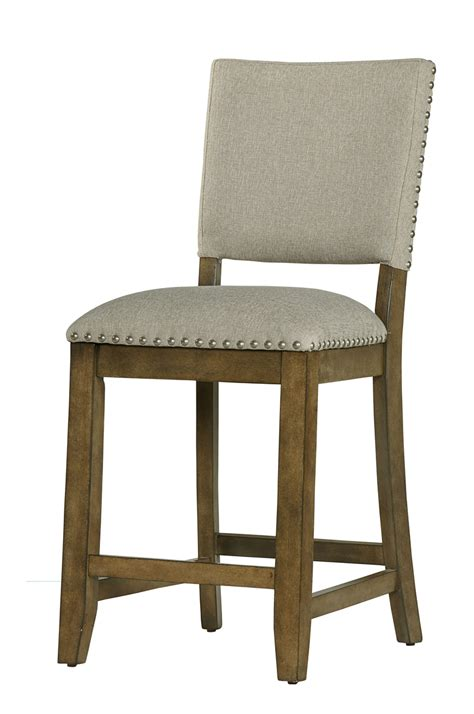 standard height of bar stools standard furniture omaha upholstered counter height bar