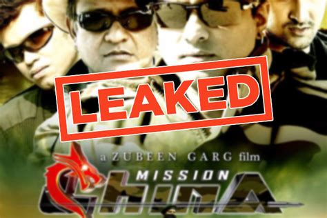 actress of mission china assamese film mission china leaked online magical assam